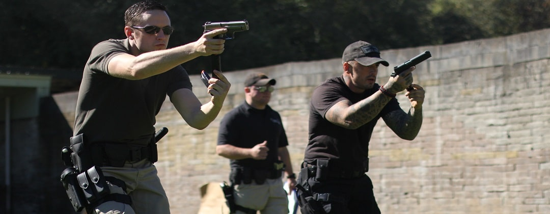 Oregon DPSST Armed Security Course ⋆ Defensive Firearms Instruction