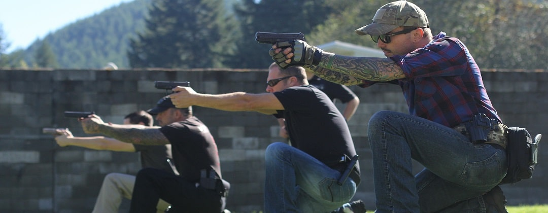 Oregon DPSST Armed Refresher Course ⋆ Defensive Firearms Instruction