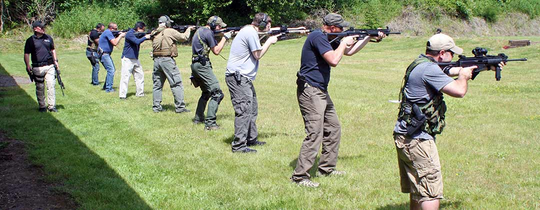 Defensive Firearms Instruction