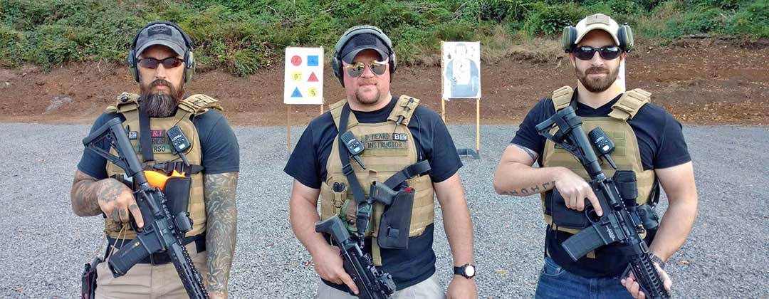 Defensive Firearms Instruction - Instructor Team for Security, Firearms & Concealed Handgun Courses in Oregon